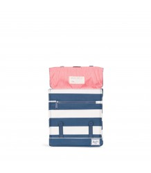 Herschel Survey Kid Herschel Survey Kid blue and off-white stripe