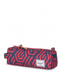Herschel Settlement Case Herschel Settlement Case navy metric red