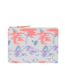 Herschel Network Pouch Large Herschel Network Pouch Large space explores girls