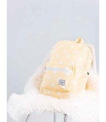 Herschel Settlement Kid Herschel Settlement Kid popcorn yellow with white polka dot