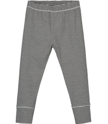 Gray Label Long Leggings STRIPED Gray Label Long Legging STRIPED black  off-white