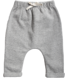 Gray Label Baby Pant Gray Label Baby Pant grey melange