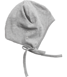 Gray Label Baby Hat Gray Label Baby Hat grey melange