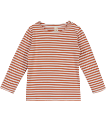 Gray Label Long Sleeve Striped T-shirt Gray Label Long Sleeve Striped T-shirt red earth - off-white