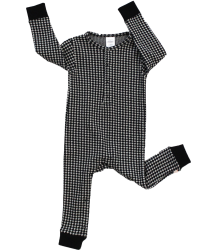 Tiny Cottons Easy OnePiece HOUNDSTOOTH Tiny Cottons Easy OnePiece HOUNDSTOOTH