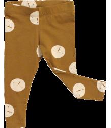 Tiny Cottons Jersey Pant FACES Tiny Cottons Jersey Pant FACES caramel brown