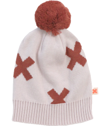 Tiny Cottons Logo Beanie Tiny Cottons Logo Beanie soft pink