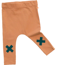 Tiny Cottons Logo Pant Tiny Cottons Logo Pant dark salmon pink