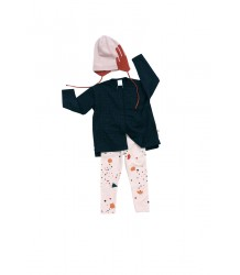 Tiny Cottons Jersey Pant GEOMETRY CHAT Tiny Cottons Jersey Pant GEOMETRY CHAT soft pink