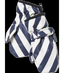 Gosoaky Joe Butterfly Unisex Gloves Gosoaky Joe Butterfly Unisex Handschoenen blauw en wit