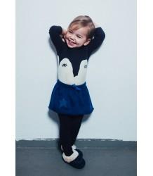 Noé & Zoë Baby Skirt Noe & Zoe Baby skirt fleece navy melange