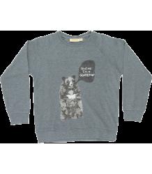 Soft Gallery Chaz Sweatshirt TRUST ME Soft Gallery Chaz Sweatshirt TRUST ME I AM A GENTLEMAN