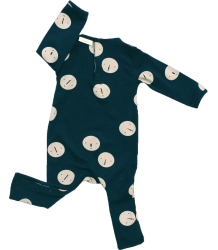 Tiny Cottons OnePiece FACES Tiny Cottons OnePiece FACES navy