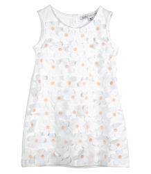Patrizia Pepe Girls Baby Flower Dress Patrizia Pepe Girls Baby Flower Dress