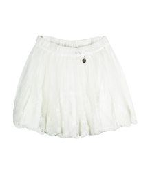 Patrizia Pepe Girls Lace Skirt - OUTLET Patrizia Pepe Girls Lace Skirt