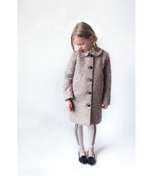 Ruby Tuesday Kids Perla Coat Miss Ruby Tuesday Perla Coat dust grey