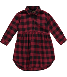 Finger in the Nose Darlin Shirt Dress CHECK Finger in the Nose Darlin Shirt Dress CHECK