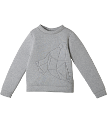 Ine de Haes Lav Sweater Bear Shadow Ine de Haes Lavj Sweater bearShadow