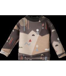 Kobbe Scuba Sweater SCENARY Ine de Haes Kobbe Scuba Jacket SCENARY