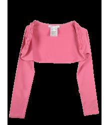 Short Jersey Cardigan Patrizia Pepe Girls Short Jersey Cardigan