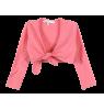 Short Jersey Cardigan Patrizia Pepe Baby Short Jersey Cardigan