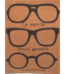 Emile et Ida Etui BRILLEN Emile et Ida pencil case glasses