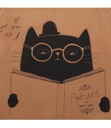 Emile et Ida Baby T-shirt POEZIE Emile et Ida Baby T-shirt POEZIE