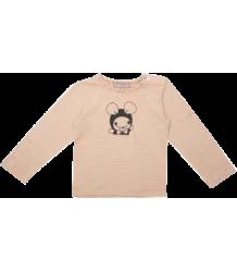 Emile et Ida Baby T-shirt MOUSE Emile et Ida Baby T-shirt MUIS