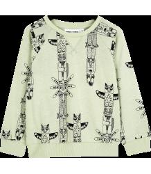 Mini Rodini Sweatshirt TOTEM Mini Rodini Sweatshirt TOTEM green