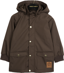 Mini Rodini Pico Jacket Mini Rodini Pico Jacket brown