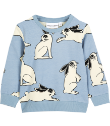 Mini Rodini Sweatshirt RABBIT Mini Rodini Sweatshirt RABBIT