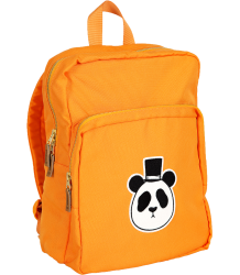 Mini Rodini PANDA Backpack Mini Rodini PANDA Backpack orange