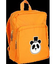 Mini Rodini PANDA Backpack Mini Rodini PANDA Backpack orange