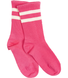 Mini Rodini Stripe Sock Mini Rodini Stripe Sock pink