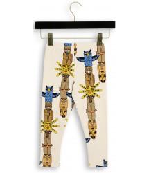 Mini Rodini TOTEM Leggings Mini Rodini TOTEM Legging