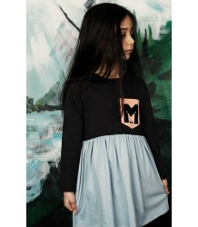Mini Rodini M LS Dress Colorblock Mini Rodini M LS Dress Colorblock