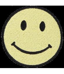Caroline Bosmans Badge SMILEY Caroline Bosmans Badge SMILEY yellow