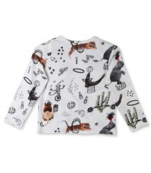 Stella McCartney Kids Buster T-shirt ROLL UP ! Stella McCartney Kids Buster T-shirt ROLL UP !