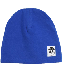 Mini Rodini Basic Beanie Mini Rodini Basic Beanie blue