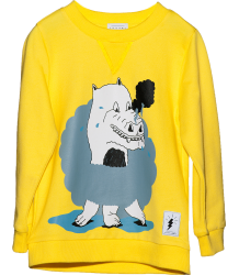 Sweater HIPPO print Civiliants Sweater CROCO print