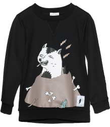 Civiliants Sweater WOLF Civiliants Sweater WOLF black