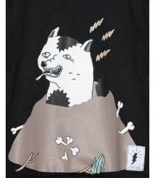 Sweater WOLF Civiliants Sweater WOLF black