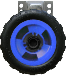 Leçons de Choses Meccano Wheel Wall Hook Le?ons de Choses patere Meccano Bleu