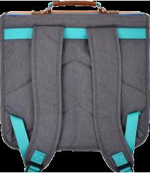 Leçons de Choses Retro Schooltas Lecons de Choses Retro sac sport gris en ciel