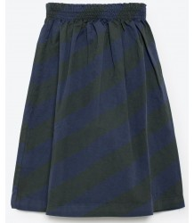 The Animals Observatory Dove Kids Skirt DIAGONAL The Animals Observatory Dove Kids Skirt DIAGONAL