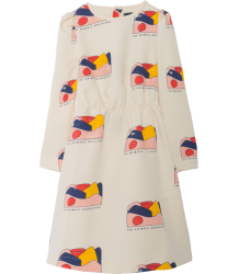 The Animals Observatory Dolphin Kids Dress AOP LANDSCAPE The Animals Observatory Dolphin Kids Dress AOP LANDSCAPE