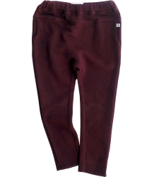 Repose AMS Sweat Broek Repose AMS Sweat Pants wine red