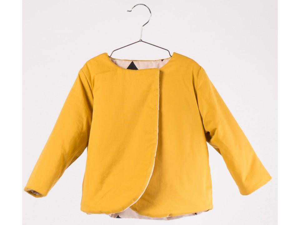 Orange Mayonnaise Dubbelzijdige Bobo Sky Diamond Choses Jas CWderBox