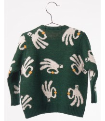 Bobo Choses Knitted Jumper HAND TRICK Bobo Choses Knitted Jumper HAND TRICK