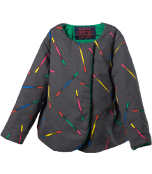 Bobo Choses Reversible Jacket MAGIC WANDS
